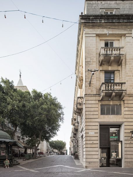 Rolex Chris Briffa Valletta Malta