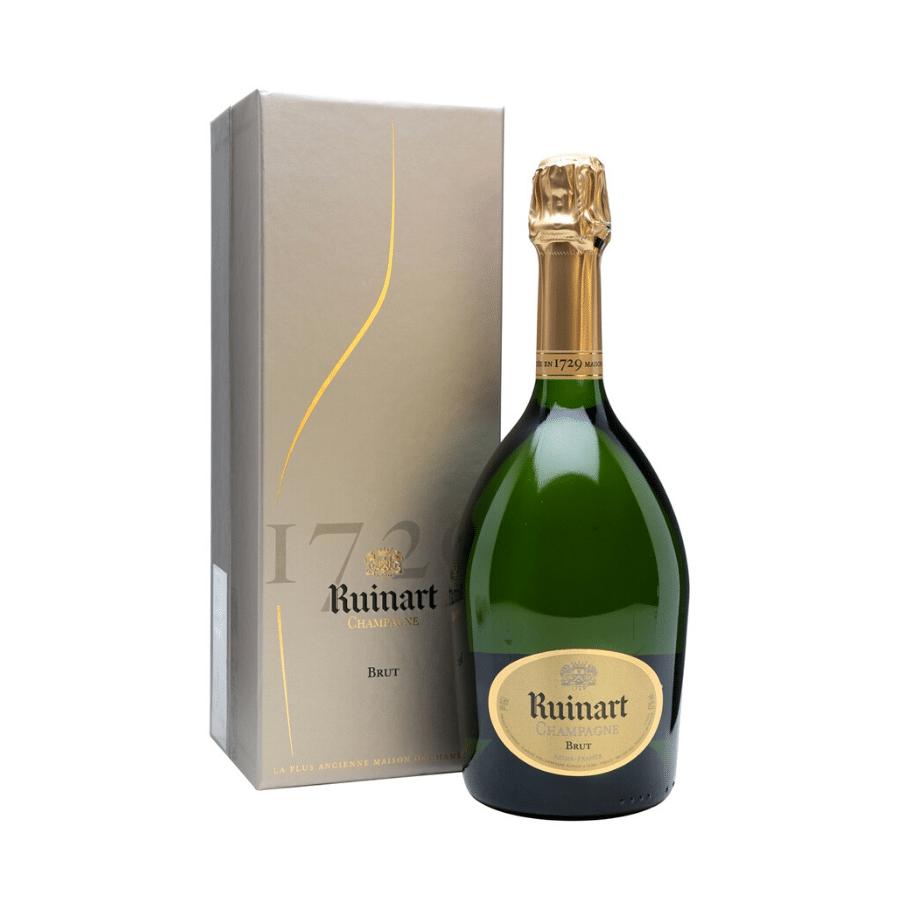 Champagne boss