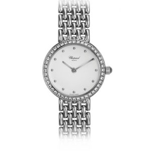 Chopard - CLASSIC LADIES WG DIAMOND BEZE