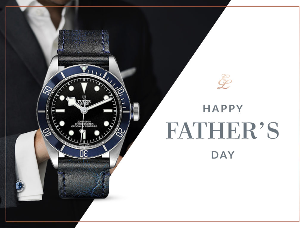 Father's Day watch