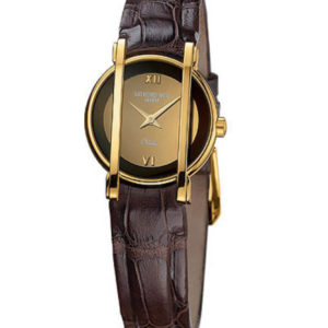 Raymond Weil - OTHELLO SMALL YG-P L/STRAP