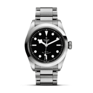 BLACK BAY STAINLESS STEEL BLACK DIAL
