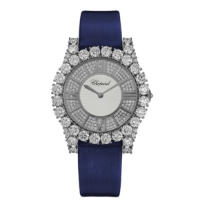 Chopard - WATCH L'HEURE DU DIAMANT MOP PAVE