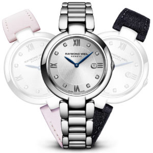 Raymond Weil - SHINE REPETTO STEEL SLV 4 RN8DIAMS