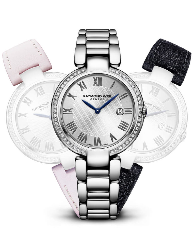Raymond Weil - SHINE REPETTO STEEL & DIAMONDS