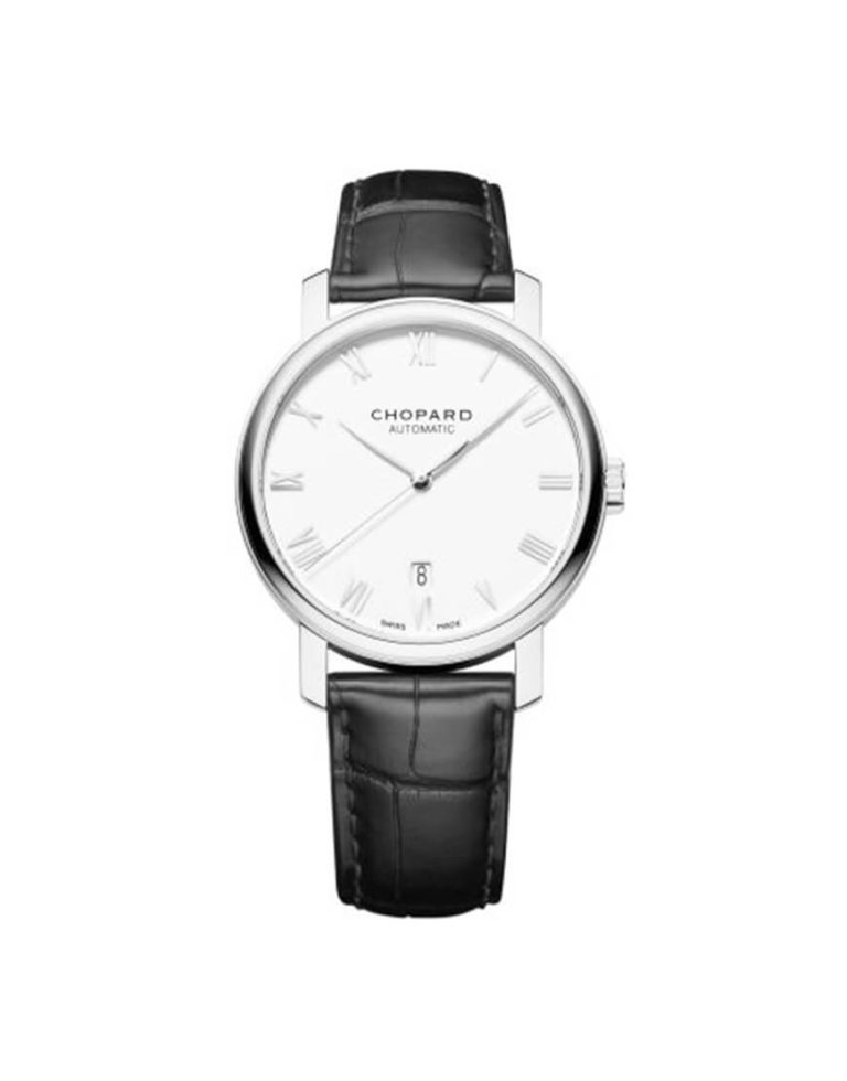 Chopard - CLASSIC GENTS AUTO WG WHITE RO