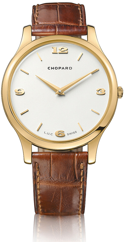 Chopard - L.U.C XP RG WHITE INDEX