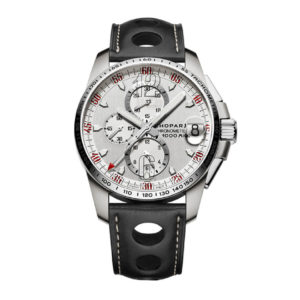 Chopard - 1000 MIGLIA GTXL SPEED SILV TI
