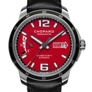 Chopard - MM AUTO RED ARAB/INDEX L/E