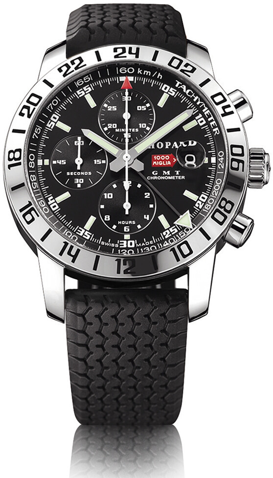 Chopard - MILLE MIGLIA GMT STEEL
