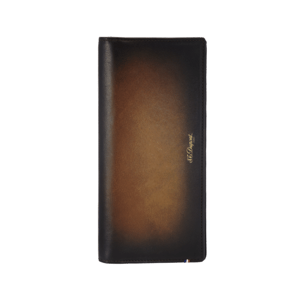S.t Dupont - LONG WALLET COIN ATELIER BROWN