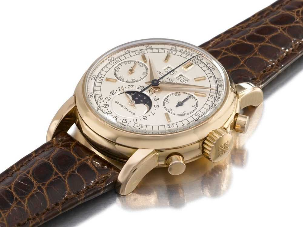 5b52dfb7b2b The Most Expensive Watches Ever Sold At Auction