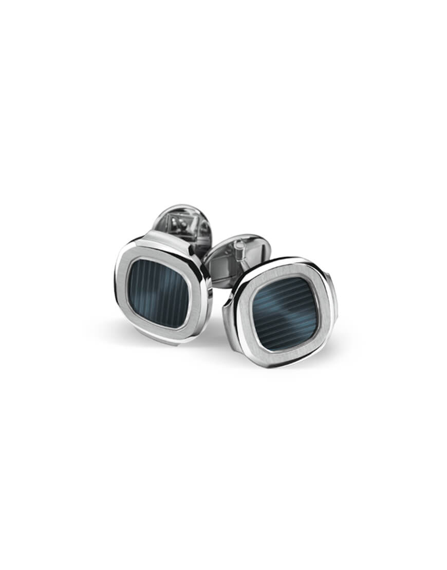 Patek Philippe - WHITE GOLD CUFFLINKS