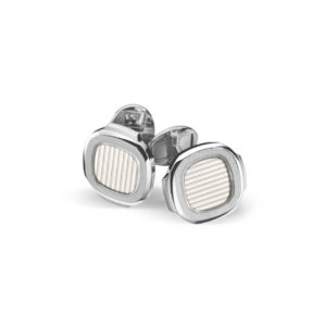 Patek Philippe - WHITE GOLD CUFFLINKS WHITE CEN