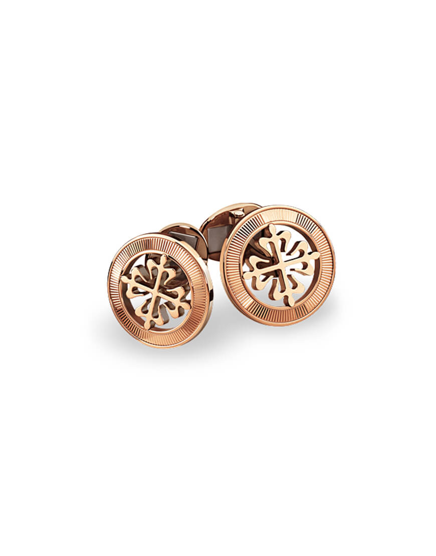 Patek Philippe - ELIPSE D'OR RG CUFFLINKS