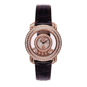 Chopard - HAPPY DIAMONDS RG DIAMS