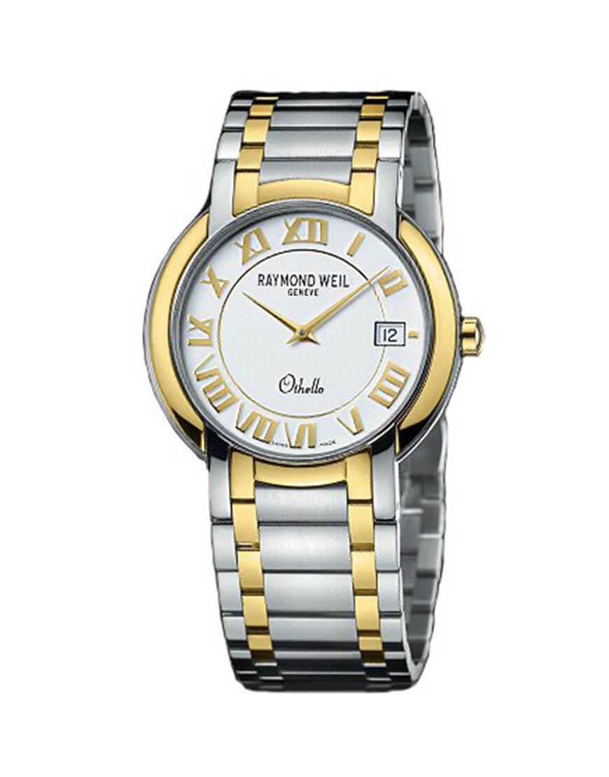 Raymond Weil - OTHELLO MEDIUM YG-P IVORY