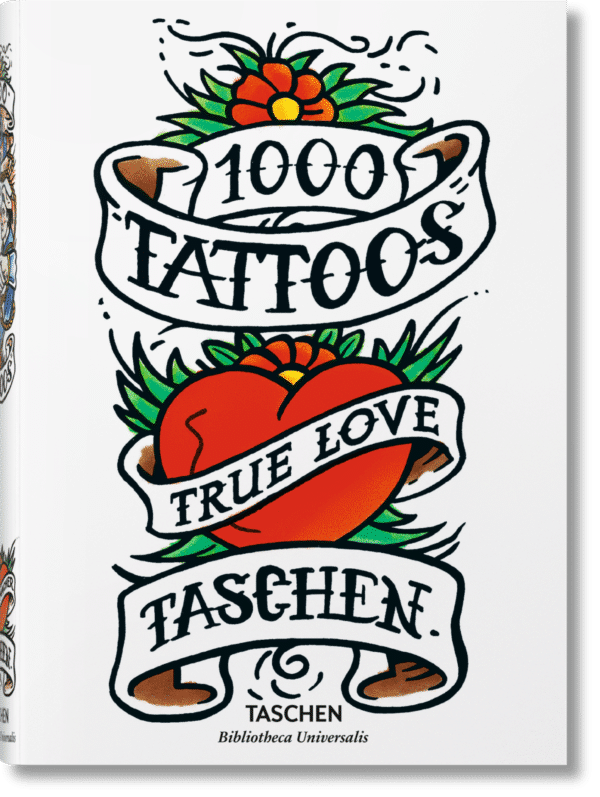 TATTOOS book