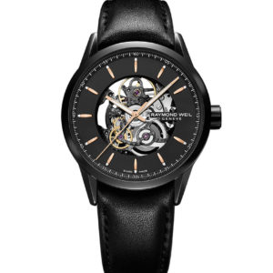 Raymond Weil - FREELANCER BKC BLACK INDEX