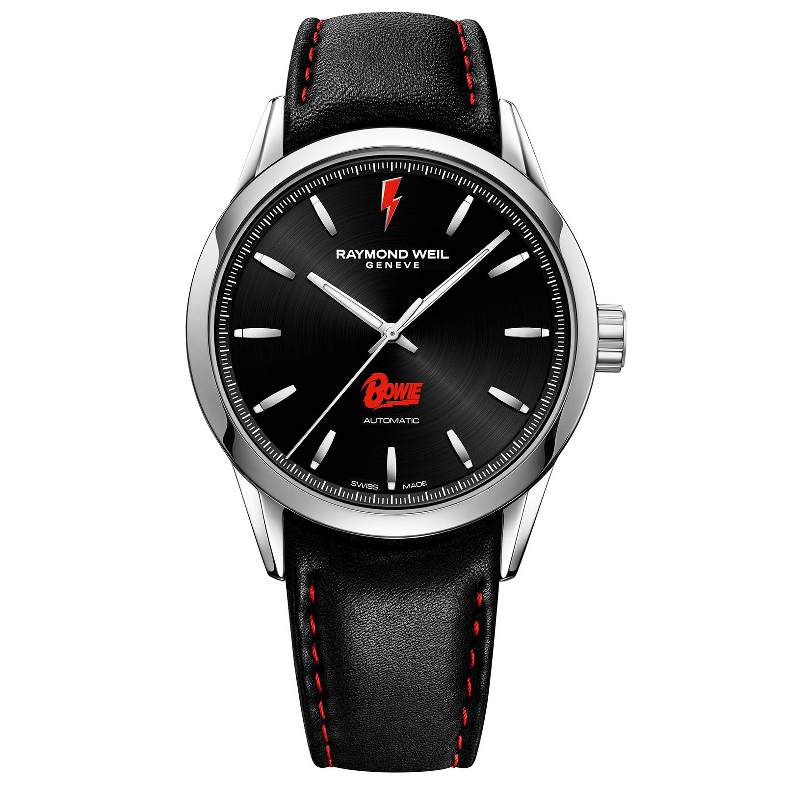 Raymond Weil - FREEANCER BLACK INDEX BOWIE