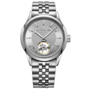 Raymond Weil - FREELANCER SILVER INDEX OPEN BALANCE