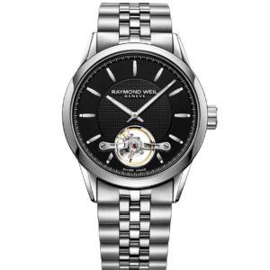 Raymond Weil - FREELANCER 42MM ST AUTO BLACK INDEX