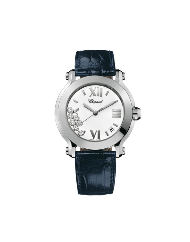 Chopard - HAPPY SPORT WATCH STEEL 7BR