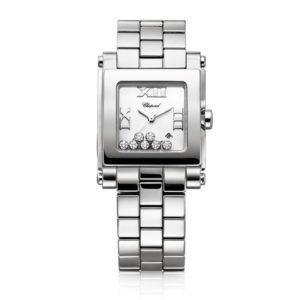 Chopard - HAPPY SPORT STEEL SQUARE