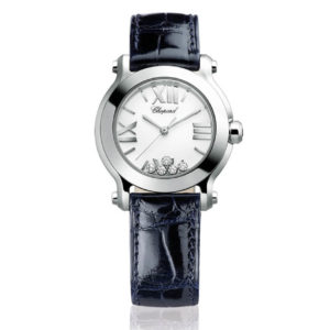 Chopard - HAPPY SPORT STEEL 5BR CROCO ST