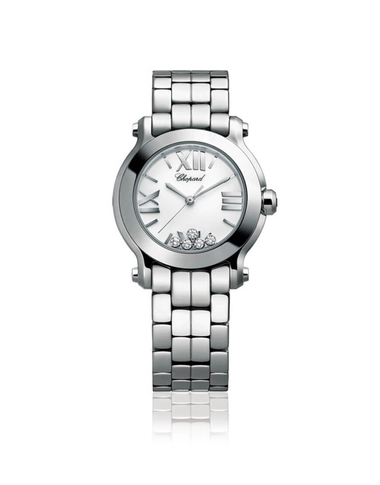 Chopard - HAPPY SPORT ROUND SMALL 5BR ST
