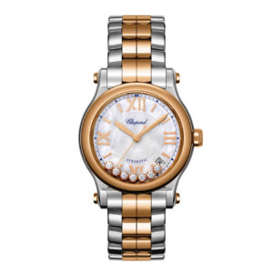 Chopard - HAPPY SPORT WATCH RG/ST