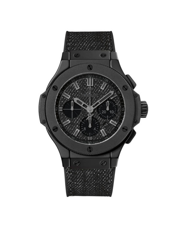 Hublot - BIG BANG BLK MAGIC DARKJEAN