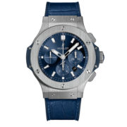 Hublot - BB 44MM AUTO CHRONO ST SUNRAY BLUE
