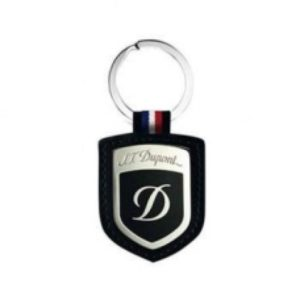 Dupont - BLAZON SHAPE KEY RING BLACK