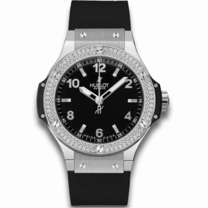 Hublot - BB 38MM STEEL DIAMONDS