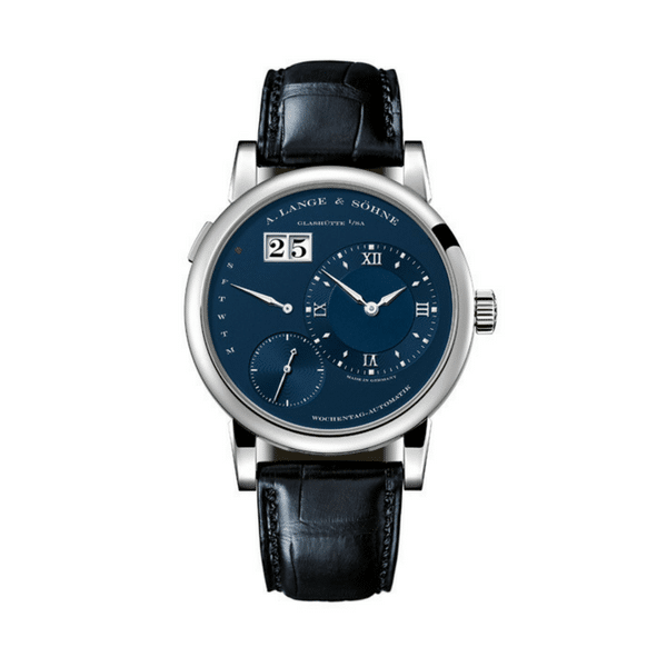 A. Lange & Söhne - LANGE 1 DAYMATIC AUTO WHITE GOLD