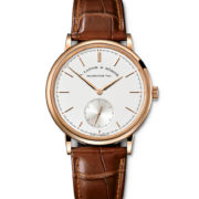 Lange & Sohne - SAXONIA AUTOMATIC RG SILV IND