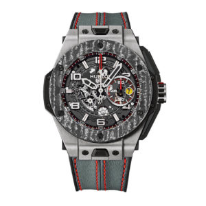 Hublot - BB UNICO TITANIUM AUTO LTD EDI
