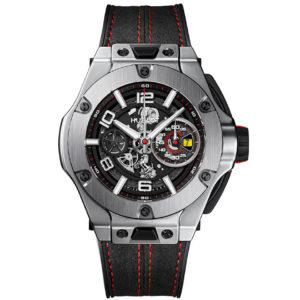 Hublot - BB 45MM FERRARI AUTO CHRONO UNICO