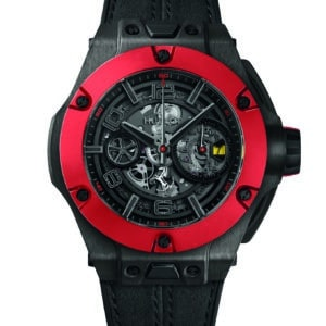 Hublot - BIG BANG 45MM FERRARI AUTO CHRONO UNICO