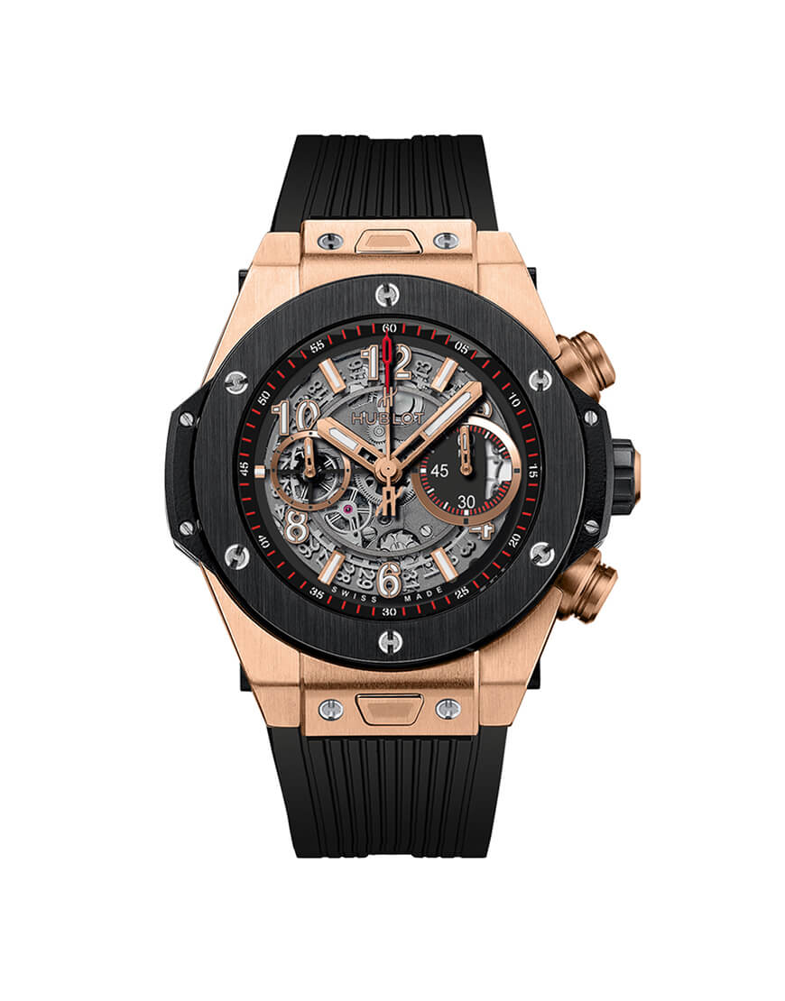 Hublot - BIG BANG UNICO RG