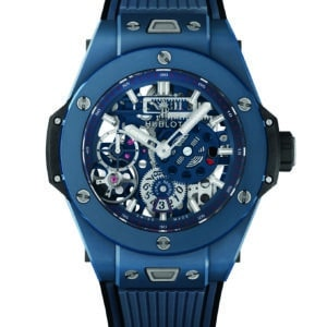 Hublot - BIG BANG 45 MECA-10 BLUE