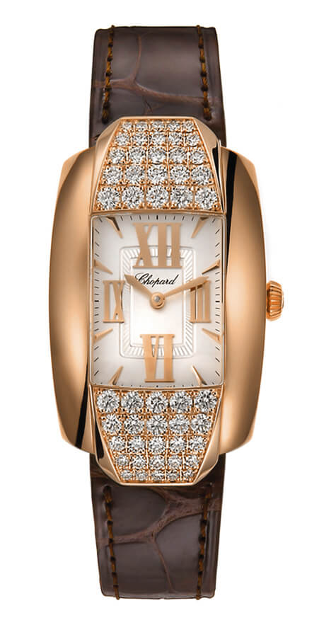 Chopard - LA STRADS WATCH RG 50 D LEATHE
