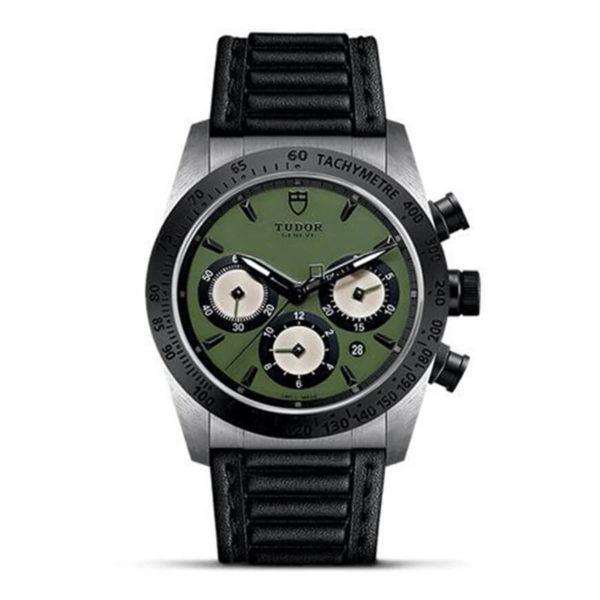Tudor - FASTRIDER CHRONO GREEN INDEX R