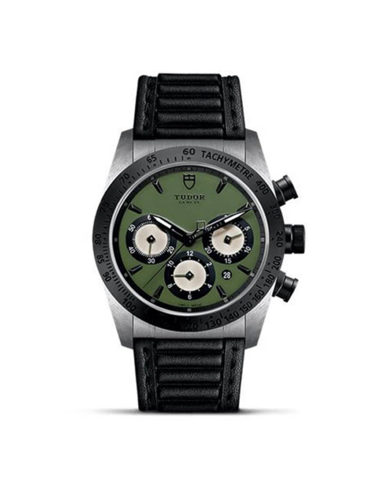 Tudor - FASTRIDER CHRONO GREEN INDEX R