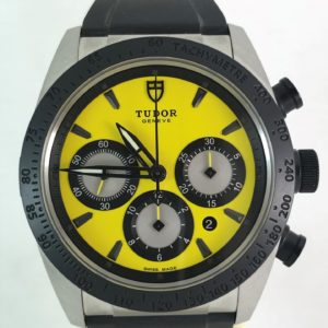 Tudor - FASTRIDER CHRONO YELLOW INDEX