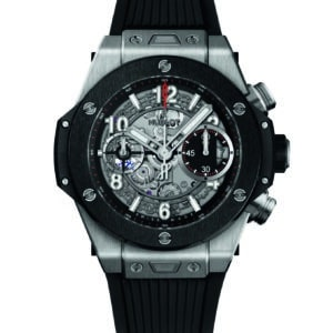 Hublot - BIG BANG AUTO 42 AUTO CHR UNICO