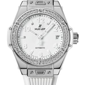 Hublot - BIG BANG ONE CLICK 39MM WHITE