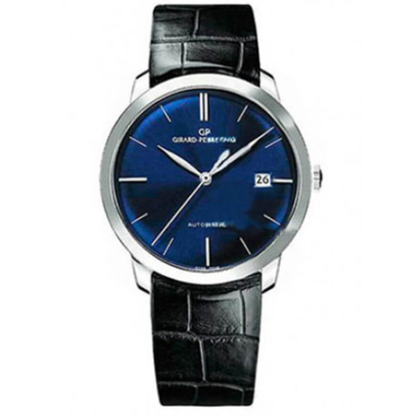 Girard-perregau - GP 1966 WG BLUE INDEX