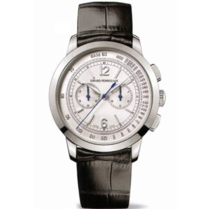 Girard-perregau - GP 1966 CHRONO WHITE INDEX